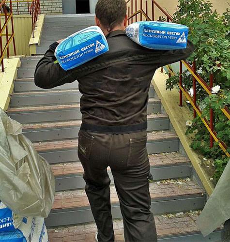 Доставка строительных материалов на заказ в Белгороде