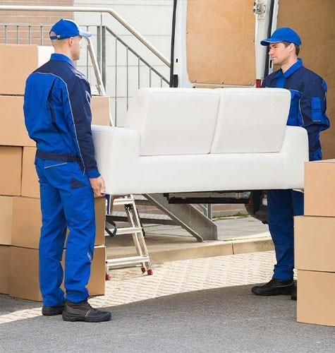 Профессиональная перевозка мебели с грузчиками в Белгороде