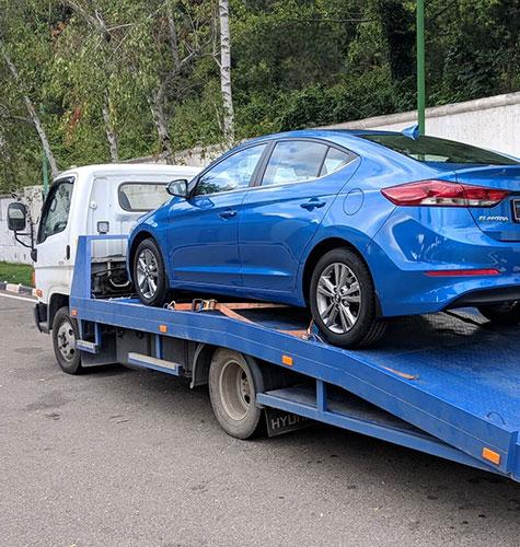 Транспортировка легковых авто в Белгороде